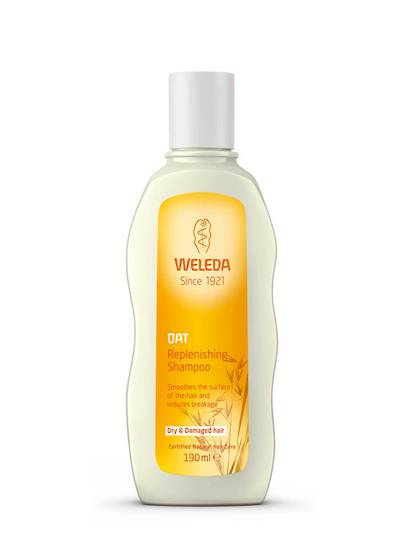 Weleda Oat Replenishing Shampoo, 190ml