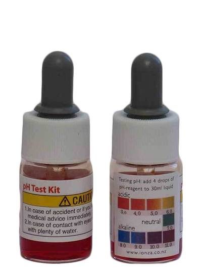 Alka Jug pH Test Drops