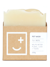Fair and Square Soapery Pet Wash Soap, 150g