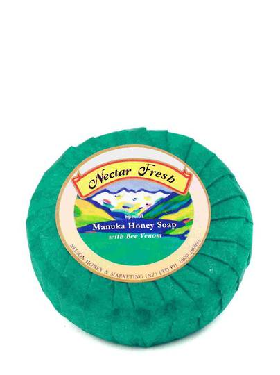 Nelson Honey NZ Royal Nectar - Fresh Soap with Bee Venom