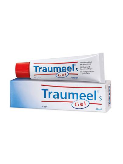 Heel Traumeel Gel, 50g BACK IN STOCK