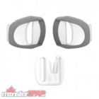F&P Vitera Full Face Mask Headgear Clips & Buckle
