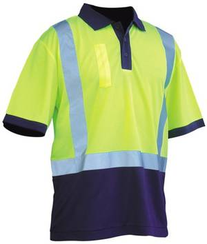 Glow Gear  Reflective Polo