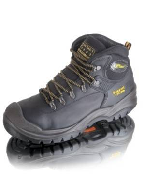 Grisport Contractor-Black Safety Boots