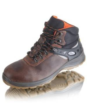 Grisport Trento-Brown Safety Boot