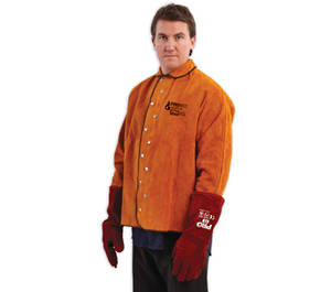 Pyromate Red Welder's Jacket