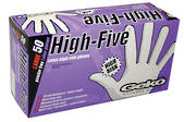 High Five High-Risk Latex Gloves