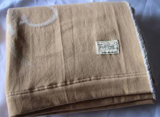Wool Throw - Large Size