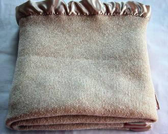 Soft Wool Baby Blanket