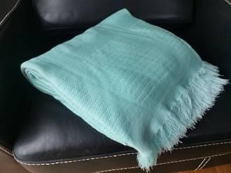 NZ Super Merino Wool Throw
