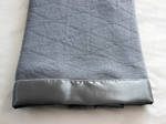Thermaweave Merino Blankets with Satin - Grey Diamond (Second Grade)