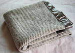 Last Chance - Heavy-weight wool blanket