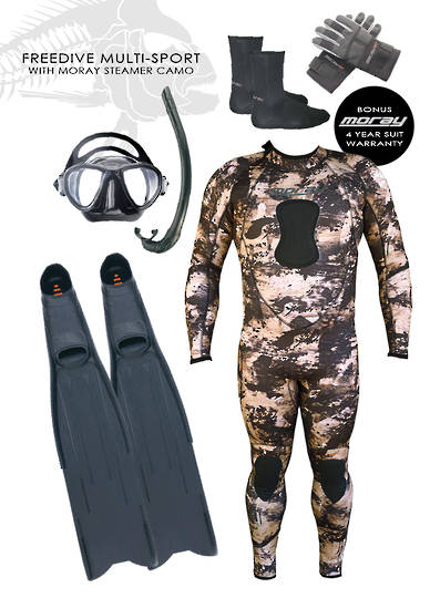 Freedive Multi Sport Package | CAMO