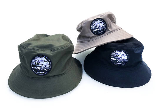 Ocean Hunter Bucket Hat