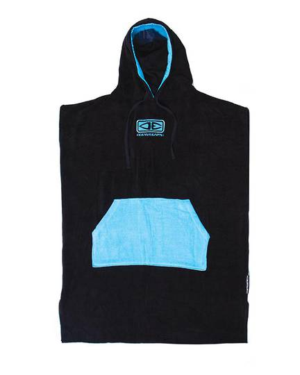 Poncho Ocean & Earth Men's
