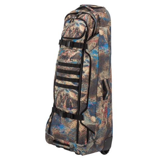 Riffe Travel Cast Off Roller bag