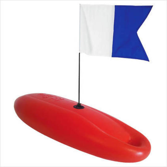 Rob Allen 12l Rigid Float, Flag & Weight (Out of Stock)