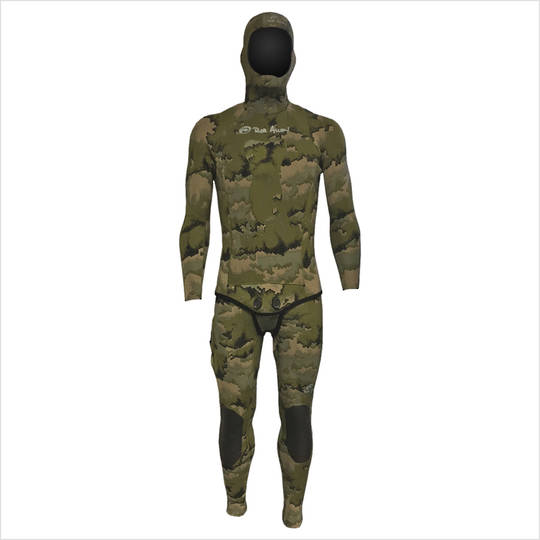 Rob Allen Scorpia 5mm Camo Wetsuit OUT OF STOCK