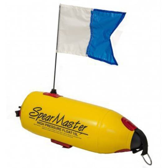 Spearmaster 15ltr with flag and weight pocket