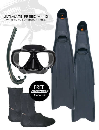 Ultimate Freediving Pack