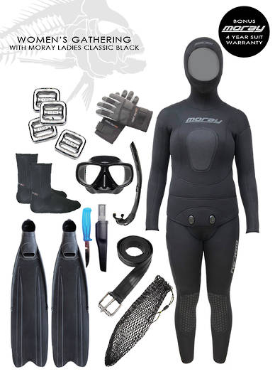 Womens Gathering  Package | BLACK