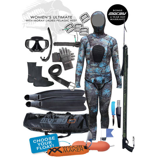 Women's Ultimate Package | Pelagic Camo