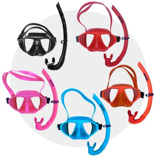 Moray Mask & Snorkel Combo