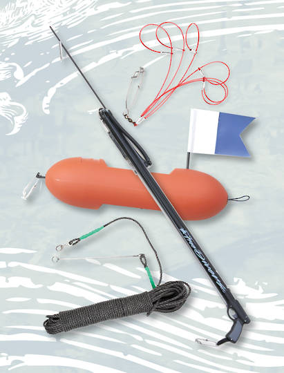 Freedivers Rail Speargun Package
