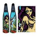 Ruku Blades Mermaid Zombie