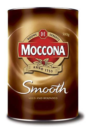Moccona Coffee Freeze Dried Smooth Mild 500g