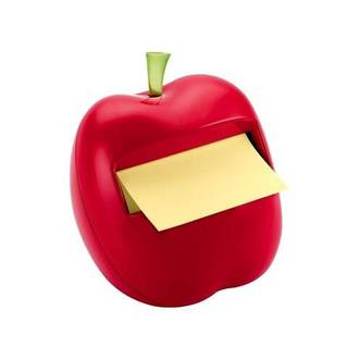 3M Post-It Pop Up Note Dispenser Apple