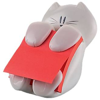 3M Post-It Pop Up Note Dispenser Cat