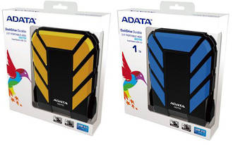Adata Durable HD710 500GB Yellow