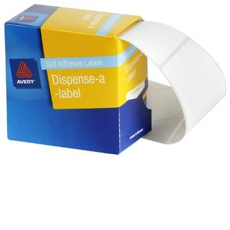 Avery DMR8943W 89x43mm Rectangle Labels