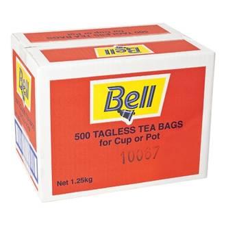 Bell Classic Tea Bags Box 500