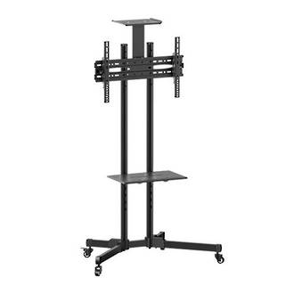 """BRATECK LCD-T1028B Economy TV Stand 32""""-70"""""""