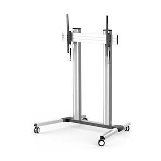 """BRATECK TL02-610TW 60-100"""" Mobile TV Cart"""