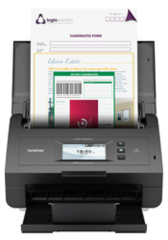 Brother ADS2600W Automatic Document Scanner Duplex 24ppm