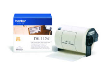 Brother DK11241 White Shipping Label 102x152mm