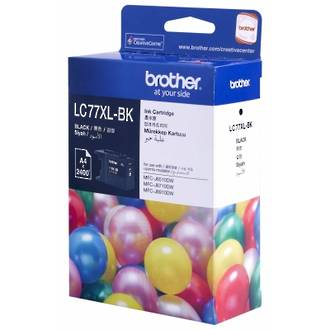 Brother LC77XLBK Ink Black