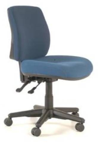 Buro Roma Chair 2 Lever Mid Back