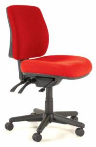 Buro Roma Chair 3 Lever Mid Back