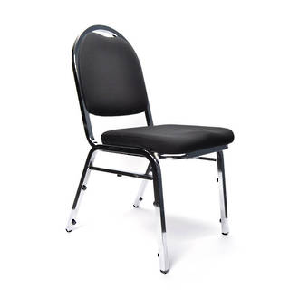 Buro Banquet Hospitality Chair Black INDENT