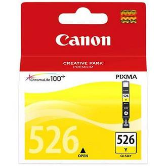 Canon CLI526Y Ink Yellow
