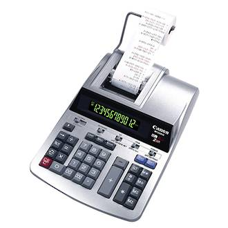 Canon MP20DHIII 12 Digit Heavy Duty Printout Calculator * DISCONTINUED *