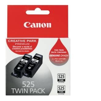 Canon PGI525BKTWINPK Ink Black