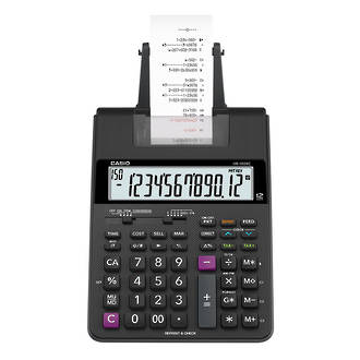 Casio HR-100RC Printing Calculator * DISCONTINUED *