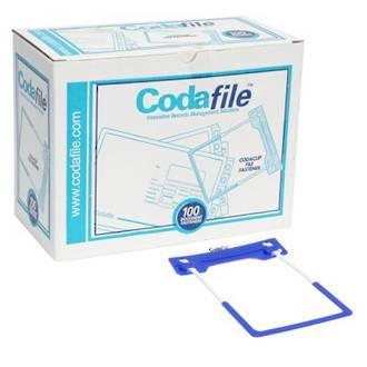 Codaclip 3 Piece Fastener Bx 100
