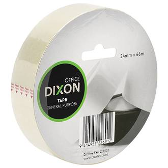 Dixon General Purpose Tape 24mmx66m