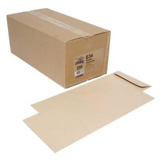 Croxley Env E34 Manilla Pocket TS Box